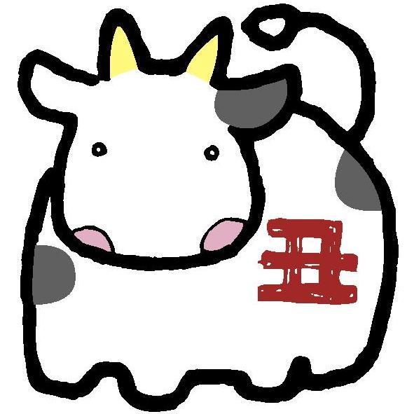十二生肖简笔画(卡通版)